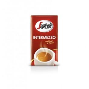"""Kávé, pörkölt, őrölt, vákuumos csomagolásban, 250 g, SEGAFREDO """"Intermezzo"""""""