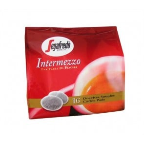 """Kávépárna, 16x7 g, SEGAFREDO """"Intermezzo"""""""