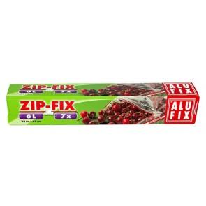 Zipp Fix Zipzáras zacskó, 6 l,  ALUFIX