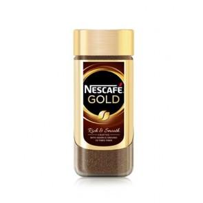 """Instant kávé, 100 g, üveges, NESCAFÉ """"Gold"""""""