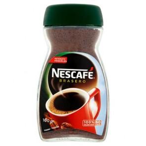 "Instant kávé, 100 g, üveges, NESCAFÉ ""Brasero"""