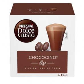 "Kávékapszula, 8x2 db,  NESCAFÉ ""Dolce Gusto Chococino"""