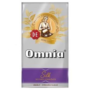 """Kávé, pörkölt, őrölt, vákuumos csomagolásban, 1000 g,  DOUWE EGBERTS """"Omnia"""", silk"""
