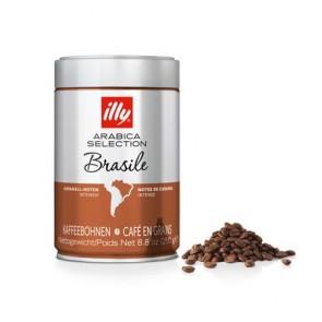 """Kávé, pörkölt, szemes, 250 g, ILLY """"Brasile"""""""