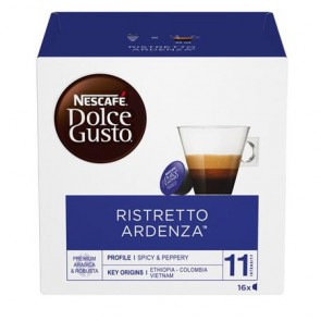 """Kávékapszula, 16 db,  NESCAFÉ """"Dolce Gusto Ristretto Ardenza"""""""