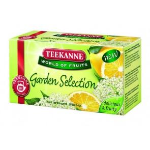 "Gyümölcstea, 20x2,25 g, TEEKANNE ""Garden Selection"", bodza-citrom"