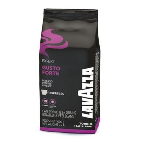 "Kávé, pörkölt, szemes, 1000 g,  LAVAZZA ""Gusto Forte"""