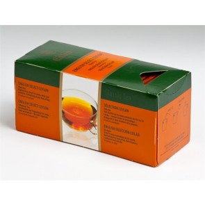 "Fekete tea, 25x1,7g, EILLES, ""English Select Ceylon"""