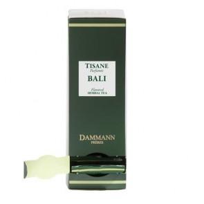 "Herba tea, 24 db, DAMMANN, ""Bali"", kristályfilteres"