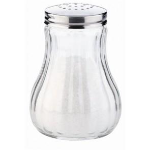 Cukor-és kakaószóró, üveg, 25cl