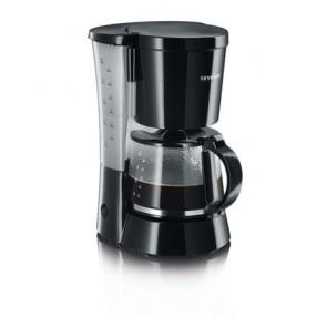Kávéfőző, filteres,  SEVERIN,  fekete