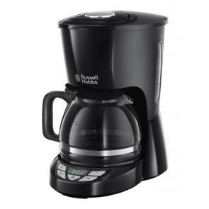 """Filteres kávéfőző, RUSSELL HOBBS """"Textures plusz"""", fekete"""