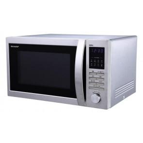"""Mikrohullámú sütő, grilles, SHARP """"R722STWE"""""""