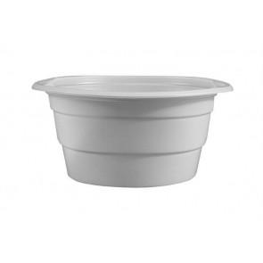 Műanyag gulyás tányér, 750 ml, 20 db