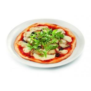 Pizzatányér, fehér, 33 cm