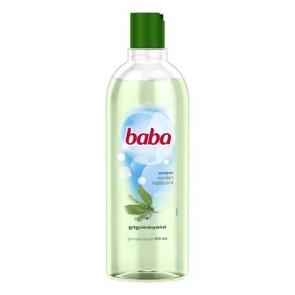 """Hajsampon, 400 ml, BABA """"családi"""", gyógynövényes"""