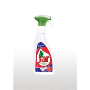 Konyhai zsíroldó, 2in1 fertőtlenítő spray, 750 ml,  JAR