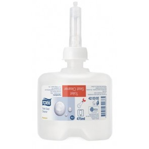 Ülőke tisztító, 475 ml, S2 rendszer, TORK