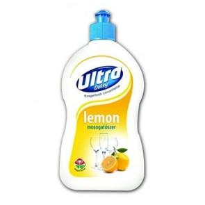 """Mosogatószer, 500 ml, """"Ultra Daisy"""", citrom"""