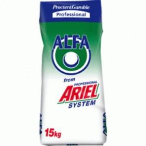 """Mosópor, 15 kg,  ARIEL """"Alfa White Max"""""""