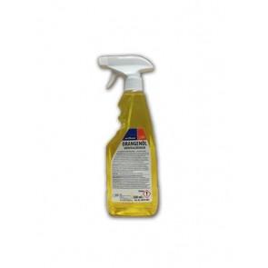 Folyékony tisztítószer koncentrátum, narancsolaj, 500 ml, ZETCLEAN