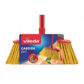 """Partvis, kültéri, nyéllel, VILEDA """"2in1 Garden"""""""