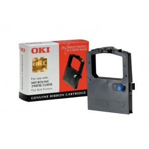 09002310 Festékszalag ML 320FB, 390FB nyomtatókhoz, OKI fekete