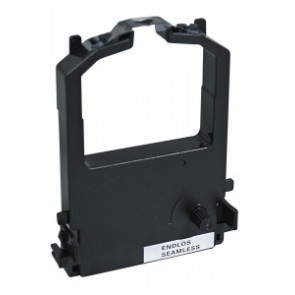 Festékszalag Fujitsu DL1100 mátrixnyomtatóhoz, VICTORIA GR 659N fekete