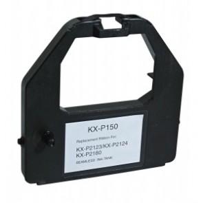 Festékszalag Panasonic KX-P2123, 2124 mátrixnyomtatókhoz, VICTORIA GR 672N fekete