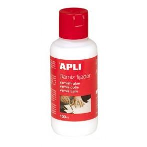 Ragasztó, lakk hatású, APLI, 100 ml