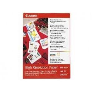 HR-101 Fotópapír, tintasugaras, A4, 106 g, matt, nagyfelbontású, 50 lapos CANON