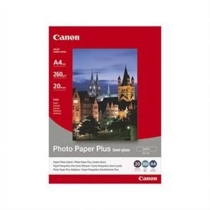 SG-201 Fotópapír, tintasugaras, A4, 260 g, félfényes, CANON