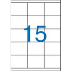 Etikett, univerzális, 70x50,8 mm, VICTORIA, 1500 etikett/csomag