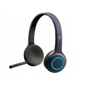 """Fejhallgató, mikrofonnal, vezeték nélküli, LOGITECH """"H600"""""""