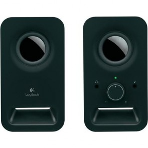 "Hangszóró, 2.0, 6W, LOGITECH ""Z150"", fekete"