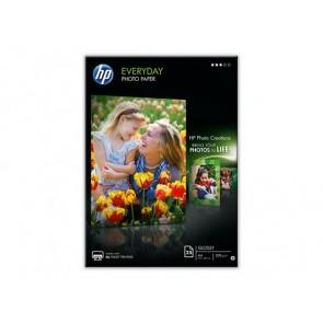 Q5451A Fotópapír, tintasugaras, A4, 200 g, fényes, HP