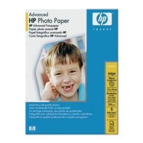 Q8696A Fotópapír, tintasugaras, 13x18, 250 g, fényes, HP