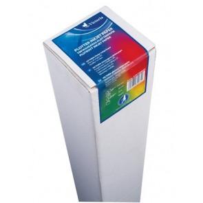 Plotterpapír, tintasugaras, A1, 594 mm x 50 m x 50 mm, 90g, VICTORIA
