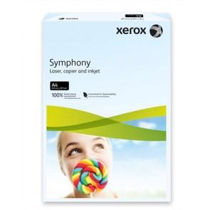 """Másolópapír, színes, A4, 160 g, XEROX """"Symphony"""", világoskék (pasztell)"""
