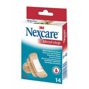 """Sebtapasz, vérzéscsillapító, 14 db, 3M """"Nexcare Blood Stop"""""""