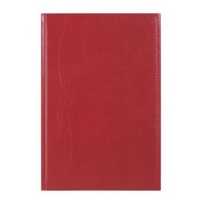 """Tárgyalási napló, B5, TOPTIMER, """"Traditional"""", bordó"""