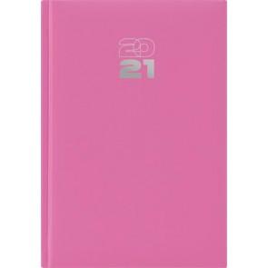 """Naptár, tervező, A5, napi, DAYLINER, """"Pannon"""", pink"""