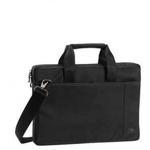 "Notebook táska, 10,1"", RIVACASE ""Central 8211"", fekete"
