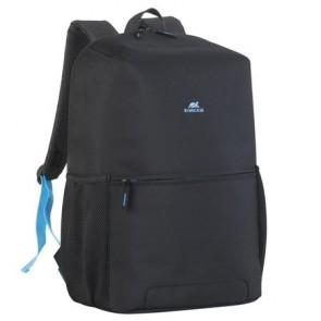 """Notebook hátizsák, 15.6"""", RIVACASE """"Regent 8067"""", fekete"""