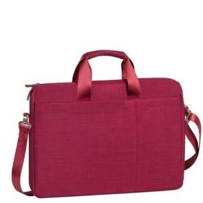 "Notebook táska, 15,6"", RIVACASE ""Biscayne 8335"", piros"