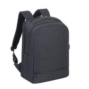 "Notebook hátizsák, 17,3"", RIVACASE ""Biscayne 8365"", fekete"
