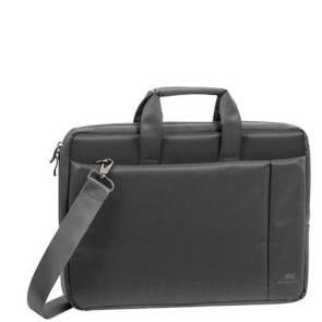 "Notebook táska, 15,6"", RIVACASE ""Central 8231"", szürke"