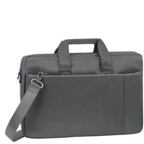 "Notebook táska, 17,3"", RIVACASE ""Central 8251"", szürke"