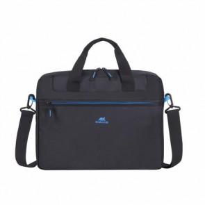 "Notebook táska, 14"" RIVACASE ""Regent 8027"", fekete"