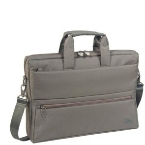 """Notebook táska, 15,6"""", RIVACASE """"Tiergarten 8630"""", bézs"""
